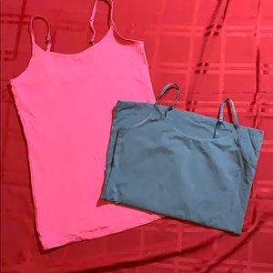 NWOT Camisole bundle